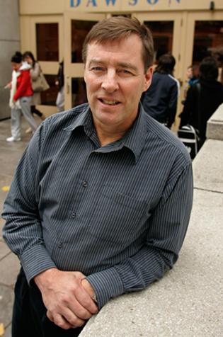 Tony Proudfoot