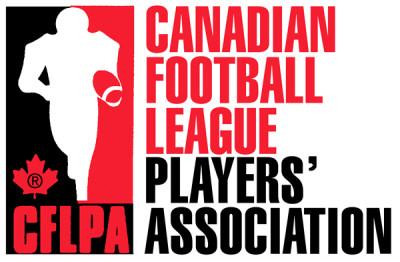 Canadian football League Players' Association Logo Site Link
