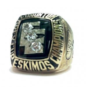 1980 - Edmonton Eskimos