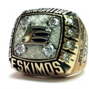 1981 - Edmonton Eskimos