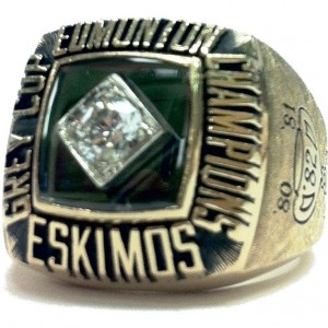 1982 - Edmonton Eskimos
